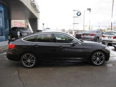 Pre Owned 2015 Bmw 335i Xdrive Gran Turismo In Ontario