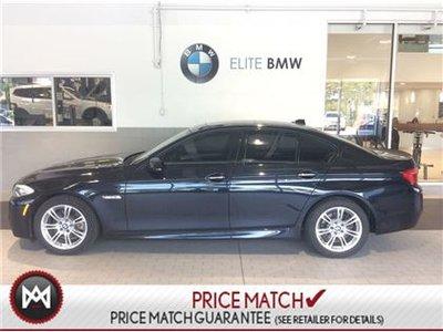 2013 BMW 528i PREMIUM, M SPORT, AWD