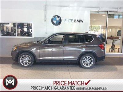 BMW X3 PREMIUM, AWD, X3 2013