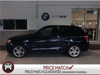 BMW X3 MSPORT NAVI LOADED 2013