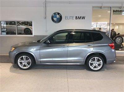 2014 BMW X3 M SPORT,PREMIUM, AWD