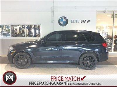 BMW X5 M SPORT, PREMIUM, DRIVER ASSITANCE 2015