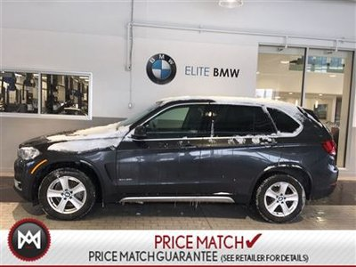 2016 BMW X5 PREMIUM, NAV, AWD
