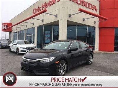 2016 Honda Civic Sedan DX - HEATED MIRRORS, POWER LOCKS, POWER WINDOWS