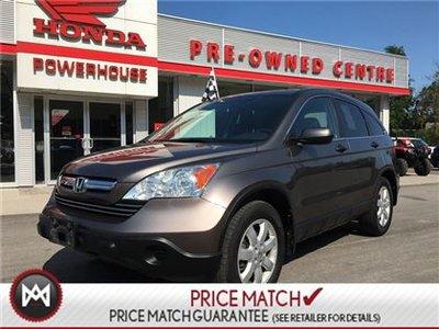 2009 Honda CR-V EX*TRAILER HITCH* $48.79WEEKLY! SUNROOF* 4WD A/C*