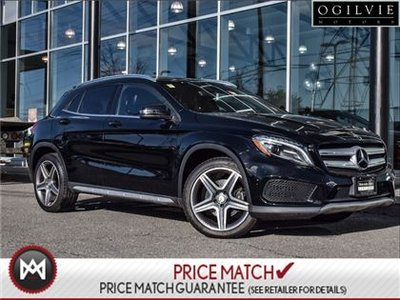 Mercedes-Benz GLA250 Panoroof, Nav, AMG styling 2015