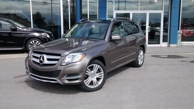 Pre owned 2014 mercedes benz glk250 bluetec in ontario for 2014 mercedes benz glk250