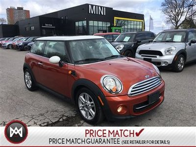 2013 MINI Cooper PANORAMIC SUNROOF SPICE ORANGE MAY CLEAROUT SPECIAL PRICE!!!!!!!
