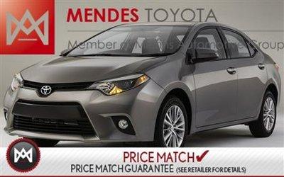 2015 Toyota Corolla LE HEATED SEATS BACK UP CAMERA