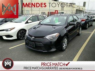 2015 Toyota Corolla LE BACK UP CAMERA HEATED SEATS