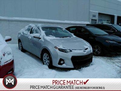 Toyota Corolla S BACK UP CAMERA HEATED SEATS 2016