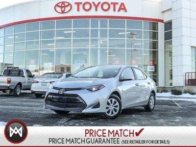 2018 Toyota Corolla Heated Seats, Backup CAM, Bluetooth