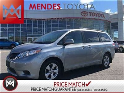 Toyota Sienna LE 7 PASS LOADED 2011