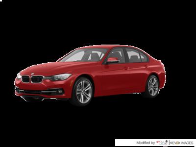 BMW 330i XDrive Sedan (8D97) 2017