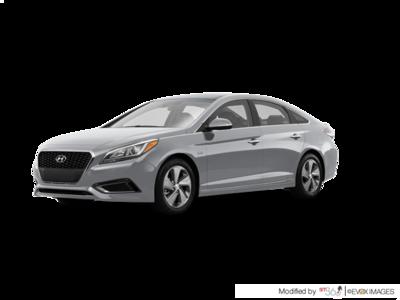 2017 Hyundai Sonata HYBRID LIMITED 2.0L 4 CYL AUTOMATIC FWD 4D SEDAN