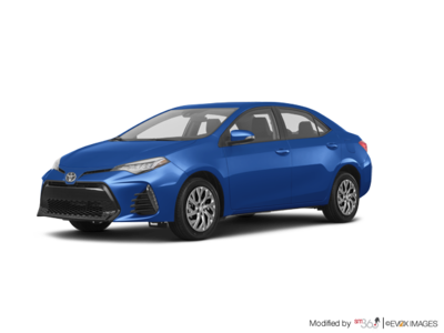 2017 Toyota Corolla S CVT