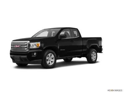 2018 GMC Canyon SLE 3.6L 6 CYL AUTOMATIC 4X4 EXTENDED CAB