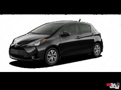Toyota Yaris 5-DR HB LE 4-SPD AUT 2018