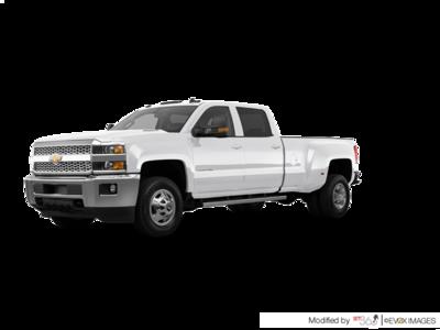 2019 Chevrolet Silverado 3500 LT SRW
