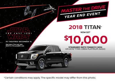 2018 Nissan Titan at Morrey Nissan