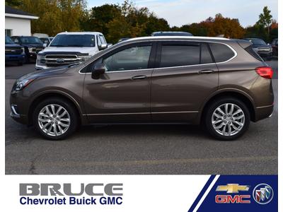 2019 Buick ENVISION PREMIUM I | Bruce Leasing