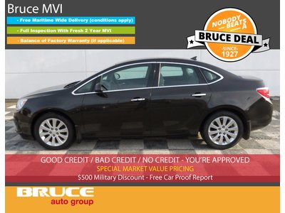 2012 Buick Verano CX 2.4L 4 CYL AUTOMATIC FWD 4D SEDAN | Bruce Hyundai