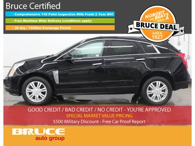 2014 Cadillac SRX - LEATHER INTERIOR / REMOTE START / SUN ROOF | Bruce Ford