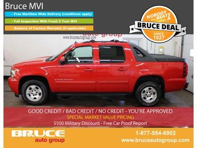 2007 Chevrolet Avalanche LT 5.3L 8 CYL AUTOMATIC 4X4 CREW CAB | Bruce Hyundai