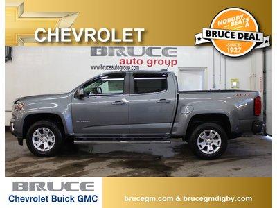 2018 Chevrolet Colorado LT 3.6L 6 CYL AUTOMATIC 4X4 CREW CAB | Bruce Chevrolet Buick GMC Middleton