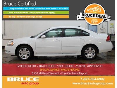 2012 Chevrolet Impala LT 3.6L 6 CYL AUTOMATIC FWD 4D SEDAN | Bruce Hyundai