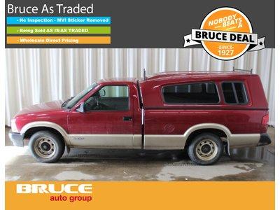 1994 Chevrolet S-10 LS 4.3L 6 CYL AUTOMATIC RWD REGULAR CAB   Bruce Automotive Group