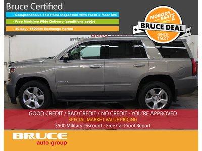 2017 Chevrolet Tahoe LT 5.3L 8 CYL AUTOMATIC 4WD | Bruce Hyundai