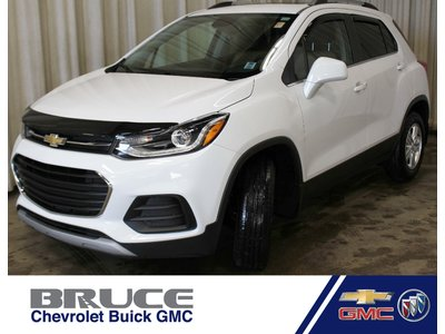 2018 Chevrolet Trax LT | Bruce Leasing