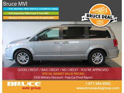 2013 Dodge Grand Caravan SXT 3.6L 6 CYL AUTOMATIC FWD - 7 PASSENGERS | Bruce Hyundai