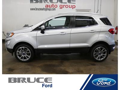 2018 Ford EcoSport TITANIUM | Bruce Leasing