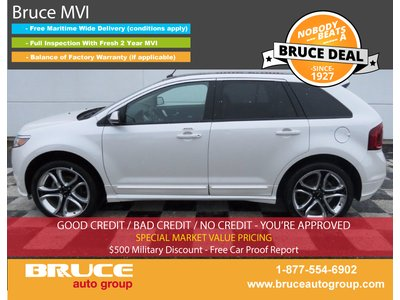 2014 Ford Edge SPORT 3.7L 6 CYL AUTOMATIC AWD | Bruce Ford