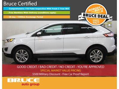 2016 Ford Edge SEL 2.0L 4 CYL ECOBOOST AUTOMATIC AWD | Bruce Hyundai