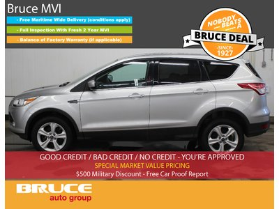 2013 Ford Escape SE 2.0L 4 CYL ECOBOOST AUTOMATIC 4WD | Bruce Ford
