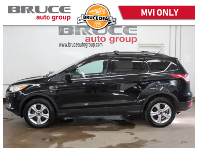 2013 Ford Escape SE 2.0L 4 CYL ECOBOOST AUTOMATIC 4WD | Bruce Chevrolet Buick GMC Middleton
