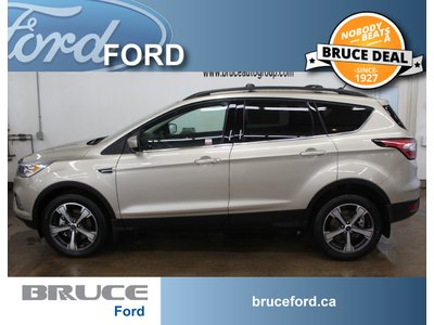 2018 Ford Escape SEL | Bruce Ford