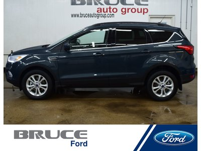 2019 Ford Escape SEL   Bruce Leasing