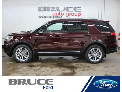 2018 Ford Explorer XLT | Bruce Leasing