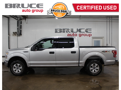2015 Ford F-150 XLT 3.5L 6 CYL AUTOMATIC 4X4 SUPERCREW | Bruce Chevrolet Buick GMC Middleton