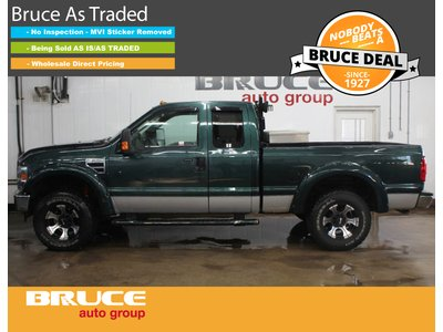 2008 Ford F-250 S/DUTY XLT SRW 5.4L 8 CYL AUTOMATIC 4X4 SUPERCAB | Bruce Chevrolet Buick GMC Middleton