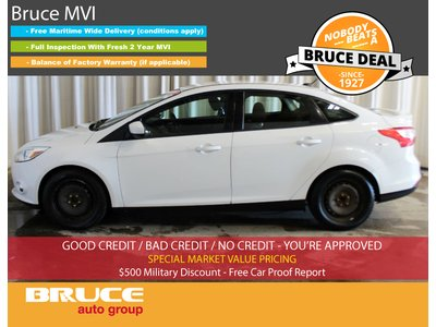2012 Ford Focus SE 2.0L 4 CYL AUTOMATIC FWD 4D SEDAN   Bruce Hyundai