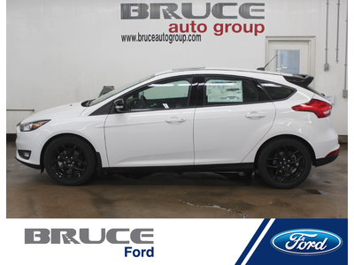 2018 Ford Focus SEL | Bruce Leasing