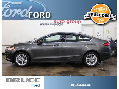2018 Ford Fusion S | Bruce Ford
