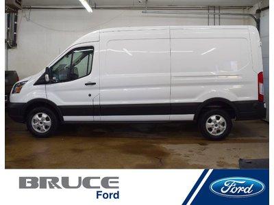 2019 Ford TRANSIT T250 148 WB Sliding Passenger-Side Cargo Door   Bruce Leasing