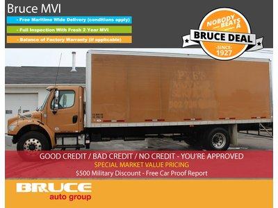 2012 FREIGHTLINER MM106 CUMMINGS ISB 200HP BOX TRUCK | Bruce Ford