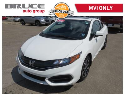 2015 Honda Civic EX - SUN ROOF / HEATED SEATS / BACK-UP CAMERA | Bruce Ford
